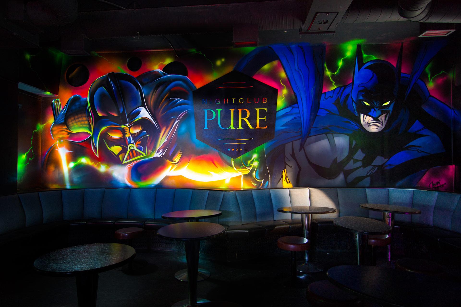 Nightclub Pure
