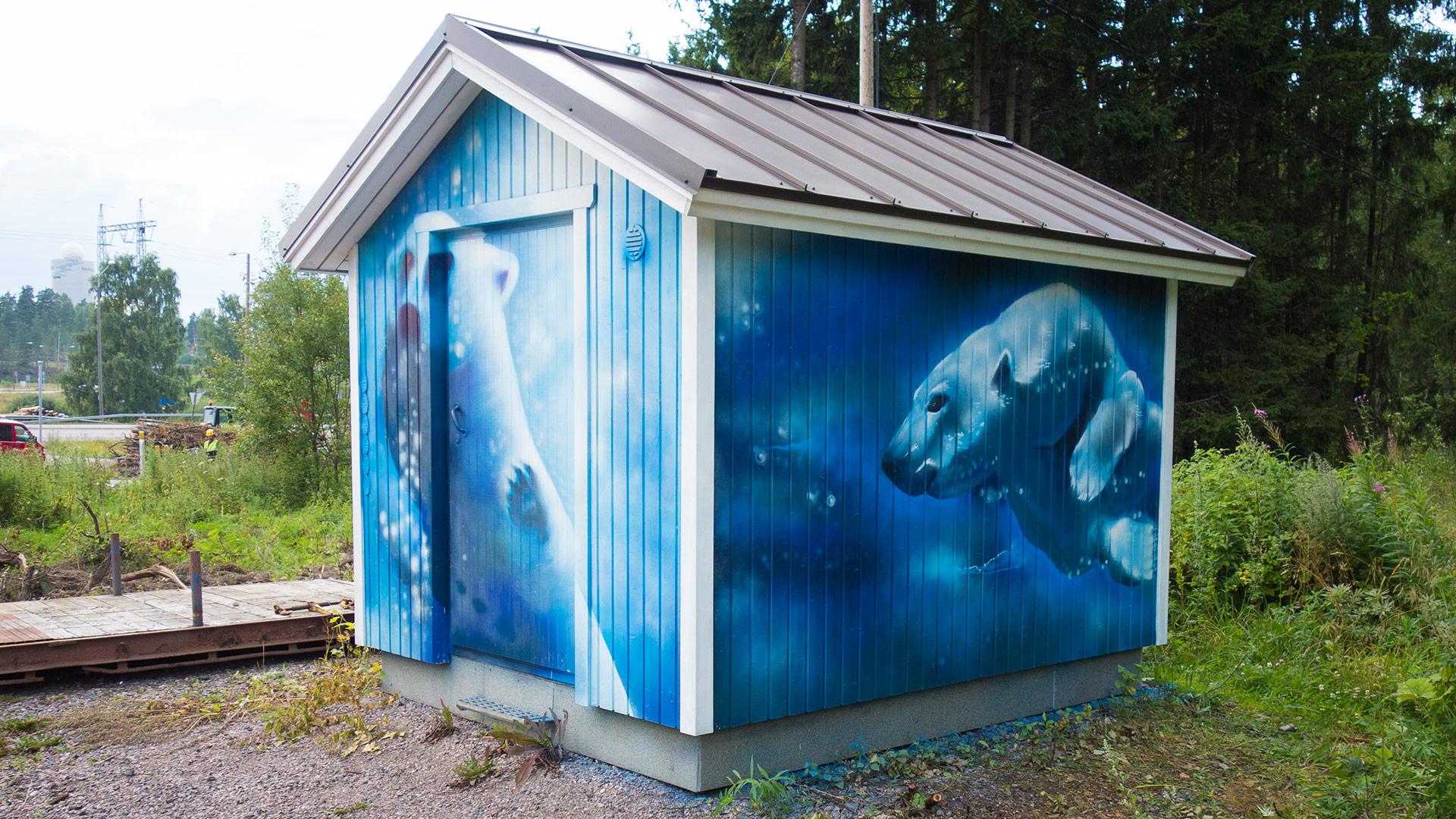 Keravan jääkarhut