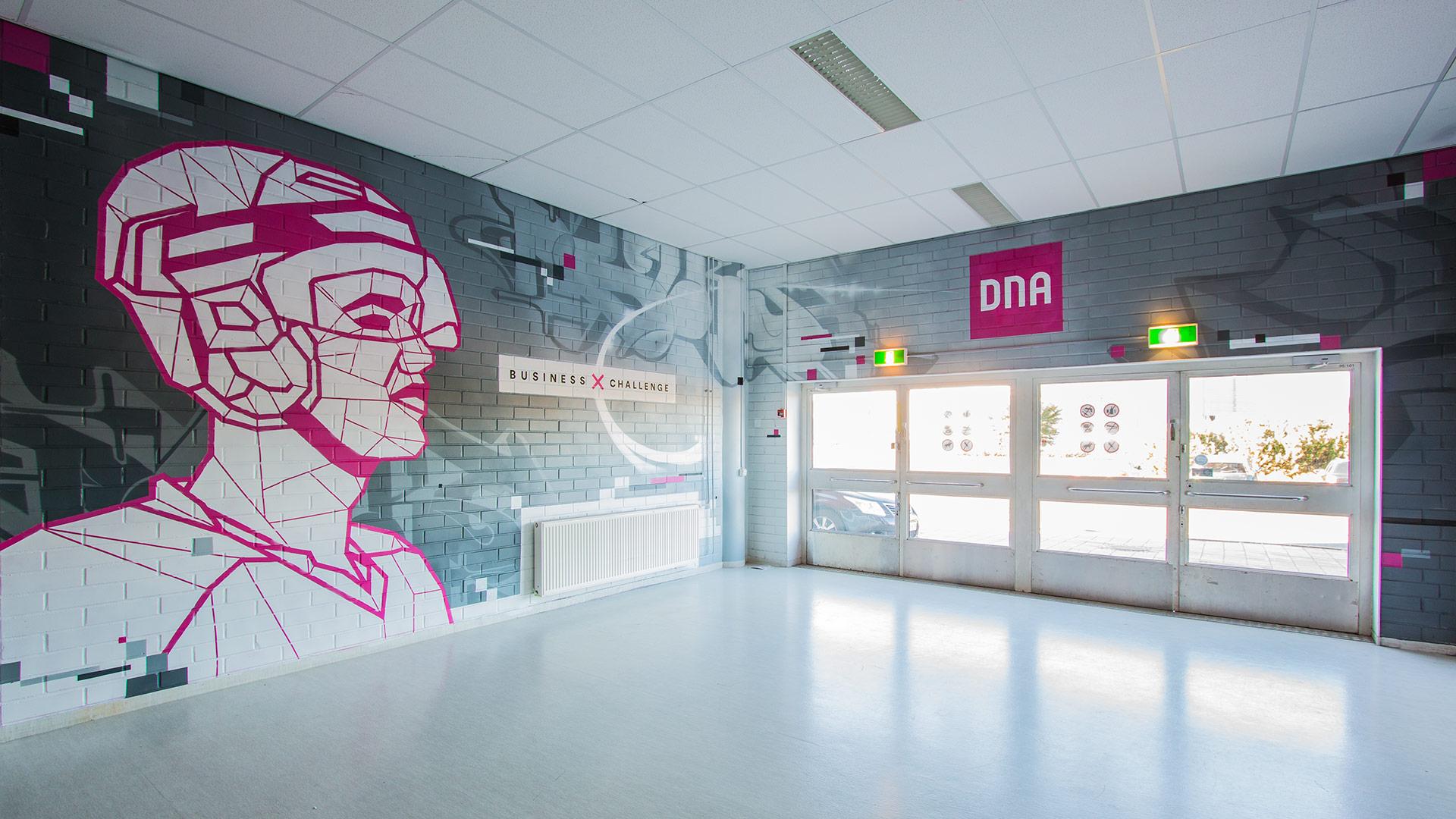 DNA HK-areena