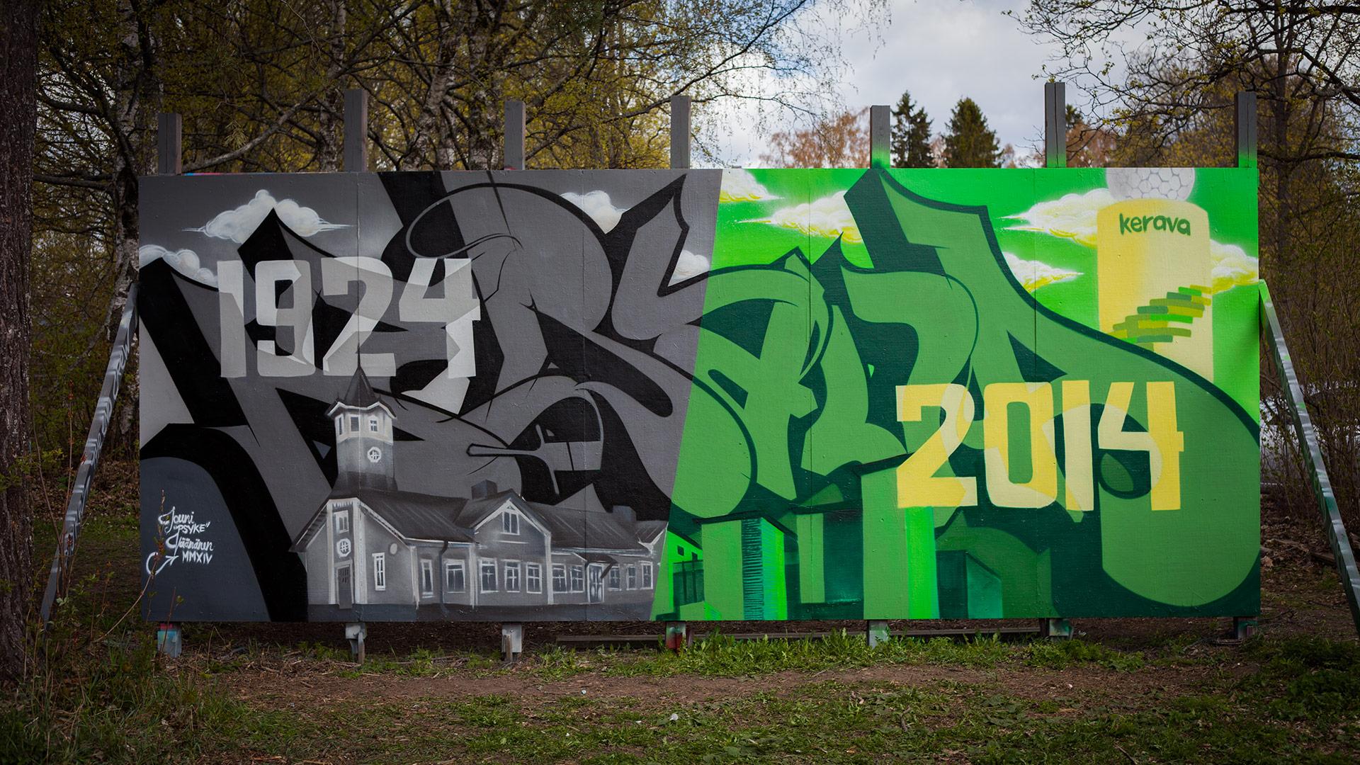 1924 Kerava 2014